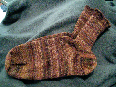 Rusty's socks