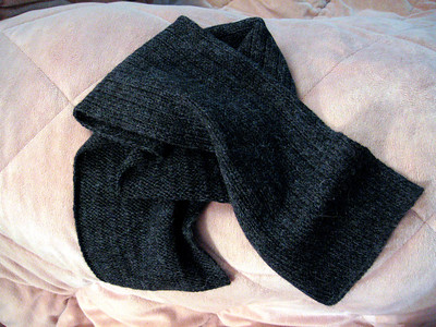 Jeff's scarf