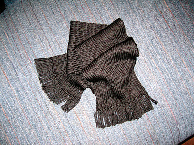 Rusty's Man Scarf
