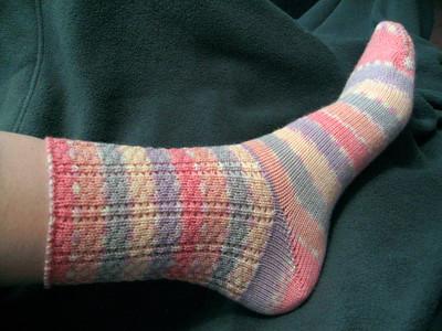 Girlie socks for me